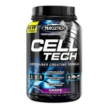 MuscleTech CellTech Performance Series, Grape 3.09 lb - $119.00