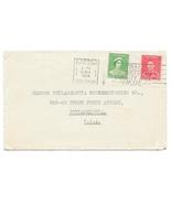 Australia Slogan Cancel 1939 Cover Sydney NSW to US Australian Products ... - $3.99