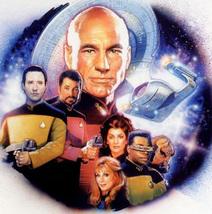 Star Trek The Next Generation Cross Stitch Pattern***LOOK***  - $4.95