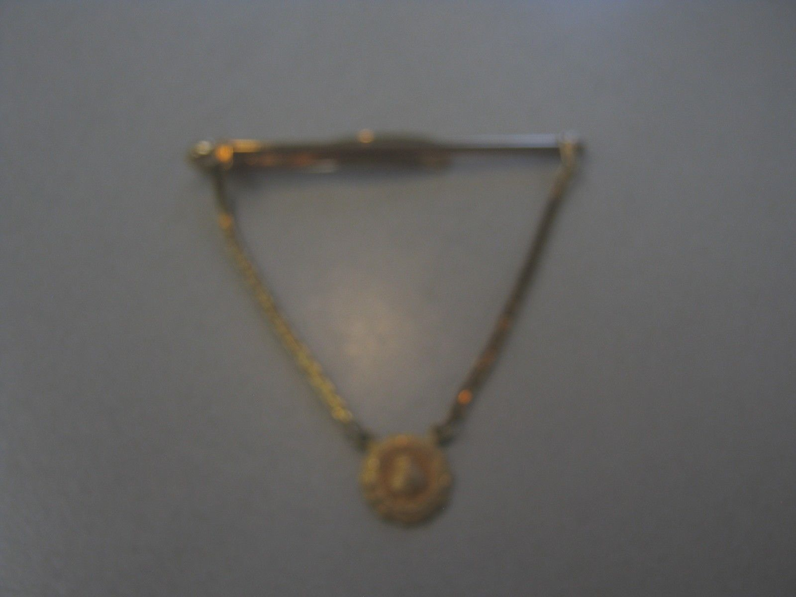 BELL SYSTEM GOLD FILLED TIE CLASP