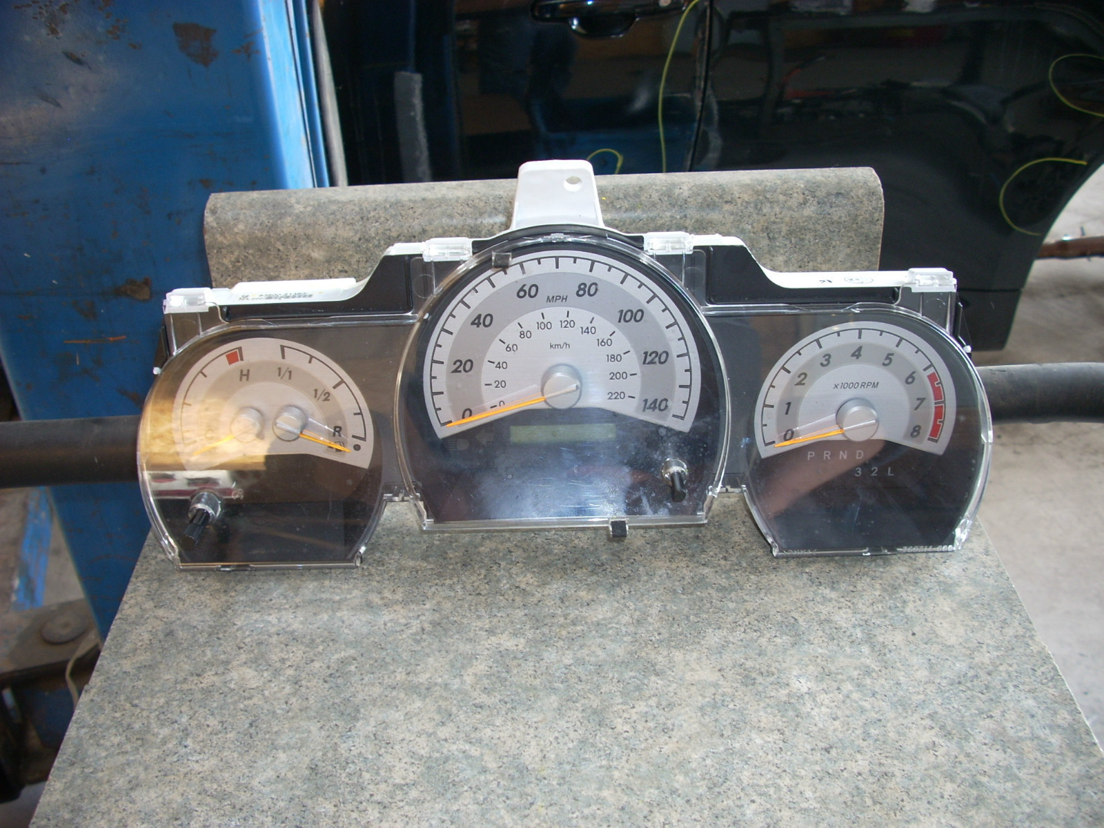 2008 SCION TC SPEEDOMETER