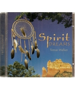 CD--Spirit Dreams * by Tomas Walker - $6.99