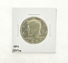 1972 Kennedy Half Dollar (F) Fine N2-3628-2 - $0.89