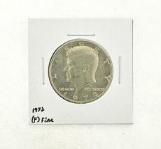 1972 Kennedy Half Dollar (F) Fine N2-3628-5 - $0.89