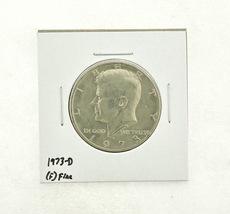 1973-D Kennedy Half Dollar (F) Fine N2-3634-3 - $0.89