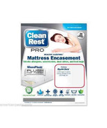 Dorm Room Size Bed Bug Proof Mattress + Pillow Encasement TWIN XL BedBug... - $62.71