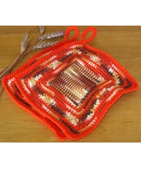 Fall Leaves Hanging Potholder Set of 2 - Handma... - $14.00