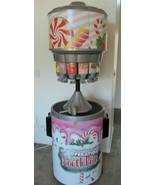 Pucker Powder Candy Art Dispenser Machine Operation North Pole LOCAL PIC... - $792.00