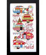 Born To Be Wild cross stitch chart Bobbie G Designs - $7.20