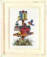 Birdie Hi-Rise cross stitch chart Bobbie G Designs - $7.20