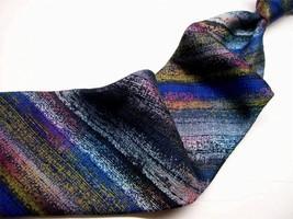 MISSONI  ~ Metallic RAINBOW stripe ~ Made in It... - $46.74