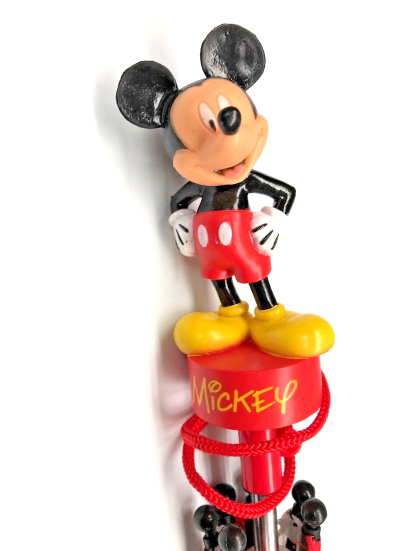 Primary image for Disney Mickey Mouse 3D Figure Handle Kids Umbrella