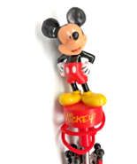 Disney Mickey Mouse 3D Figure Handle Kids Umbrella - $12.86