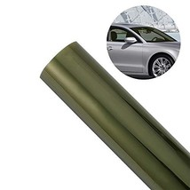 ATMOMO 70% VLT Car Window Tint Film Transparent Vinyl DIY Car Window (70... - $24.83