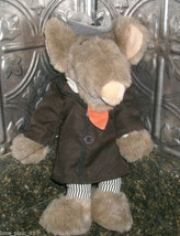 Vintage The Toccabili Commonwealth You Dirty Rat Peluche Peluche 1991 - $44.06