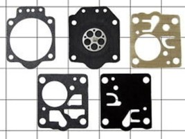OEM Zama Carb Carburetor Kit ZAMA GND-8 GND8 Homelite 07025 94952 A-0390... - $14.99