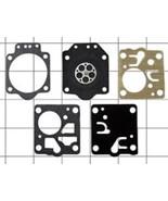 OEM Zama Carb Carburetor Kit ZAMA GND-8 GND8 Homelite 07025 94952 A-03908 saws - $14.99