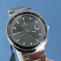 Rado R15959103 D-Star 200 Automatic Gray Dial Steel Mens Watch NWT $1795 - $1,018.49
