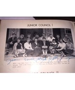 STYLUS 1952 GLENDALE HIGH SCHOOL YEARBOOK CALIFORNIA SIGNED BY YVONNE LIME - $93.36