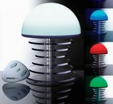 remote control table lamp that can change colors - €97,18 EUR