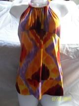 l D.F.A New York Women's Colorful Tank Top Sz. ... - $12.99