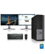Dell Computer 3.0 GHz PC 4GB RAM 1 TB HDD Windows 10 - $303.42