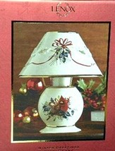 Candle Tealight Lamp Lenox - $35.00