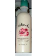 NOS NLA Bath Body 8 oz NATURALS WILD ORCHID BODY LOTION moisturizing, ma... - $13.81