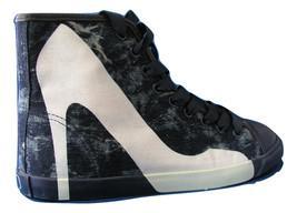 Women Fashion Design Sneaker Big City Denim Canvas by BE&D Maison Dumain - $49.99