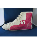 Women FAshion Design Sneaker Walking on Guns - Glitter Pink by BE&D Mais... - $49.99