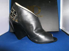 Women Blake Open Bootie - Black Shoes by BE&D Maison Dumain - $54.99