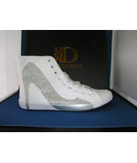 Bright Light Glitter Silver Sneaker by BE&D Maison Dumain - $49.99