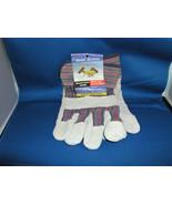 Canvas Work Gloves - $2.99