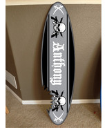 wall hanging surf board surfboard decor hawaiian beach surfing beach SAL... - $74.24
