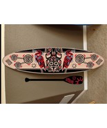 paddle board decor with paddle surfboard decor hawaii beach surfing beac... - $153.45