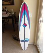wall hanging surf board surfboard decor hawaiian surfing corona beach de... - $113.85