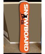 snowboard decor Colorado SKI DECOR snowboard decor Mountain skiing decor... - $79.19