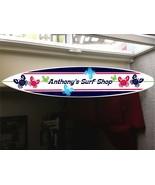 6 foot surfboard decor, surf board decor Crab Madras Nursery Bedding - $173.25