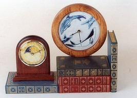 Vin's Clocks Dolphins Sudberry Cross Stitch Pattern - 30 Days To Shop & ... - $8.07