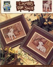 Lambs For Sale NEW True Colors Cross Stitch Pattern 30 Days to Shop & Pay! - $2.22