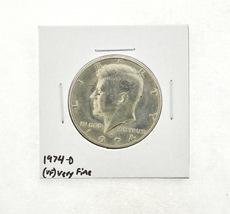 1974-D Kennedy Half Dollar (VF) Very Fine N2-3666-1 - $0.99