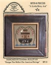 Little Bitty Ark Homespun Elegance Cross Stitch Mini Pattern NEW 30 Days to Pay! - $2.22