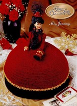 Miss January Gems of South Outfit For Barbie Doll Annie's NEW Crochet Pattern - $3.57
