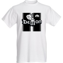 Dodge Demon Muscle Car SuperSoft T-Shirt - White or Gray - Mopar  - $25.00