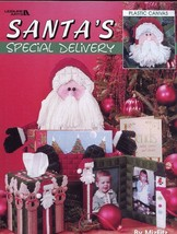 Santa's Special Delivery Christmas Items Plastic Canvas PATTERNS/INSTRUC... - $8.97