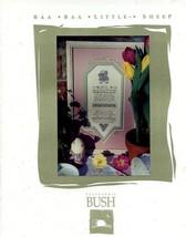 Baa Baa Little Sheep Shepherd's Bush NEW Cross Stitch PATTERN 30 Days to... - $3.57