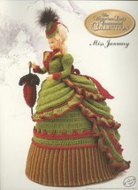 Miss January 1993 Centennial Barbie Doll Outfit Annie's Crochet Pattern Booklet - $2.67