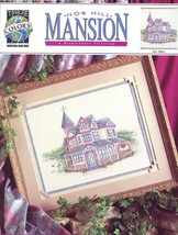Nob Hill Mansion True Colors NEW Cross Stitch Pattern Leaflet - $2.22