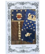 Hosanna Angels Nana's Pretties Quilt Pattern NEW - 30 Days to Shop & Pay! - $7.17