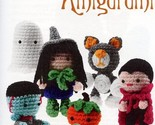 Monster Mash Amigurumi Witch Cat Vampire Spider Gourmet Crochet Pattern NEW